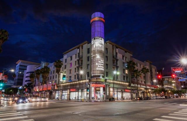 Sunset Vine - 1555 Vine St, Los Angeles, CA 90028