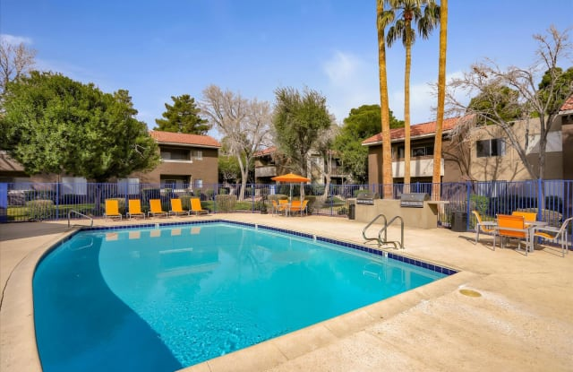 Emory Apartment Homes - 5100 O'Bannon Dr, Las Vegas, NV 89146