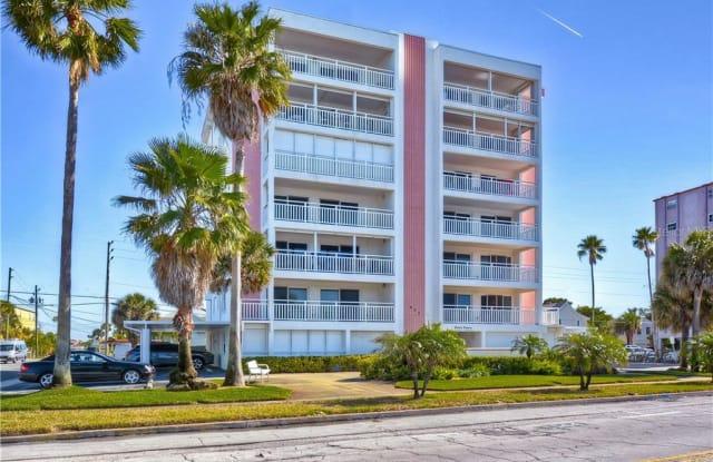 555 GULF WAY - 555 Gulf Way, St. Pete Beach, FL 33706