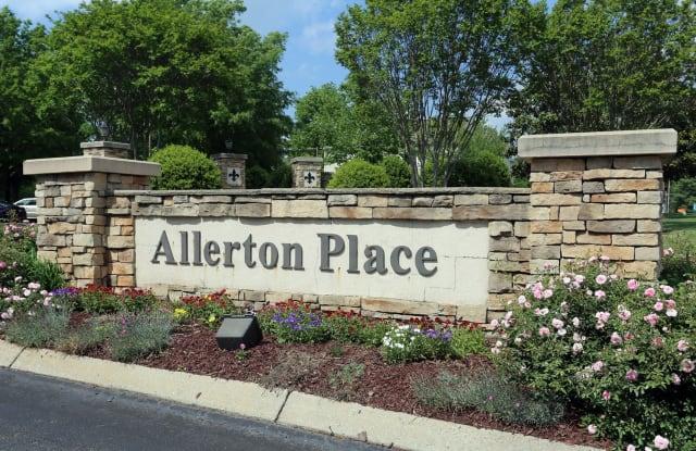 Allerton Place Apartment Homes - 3201 Allerton Cir, Greensboro, NC 27409
