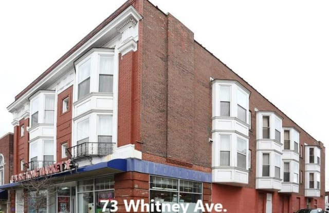 73 Whitney Avenue - 73 Whitney Ave, New Haven, CT 06510