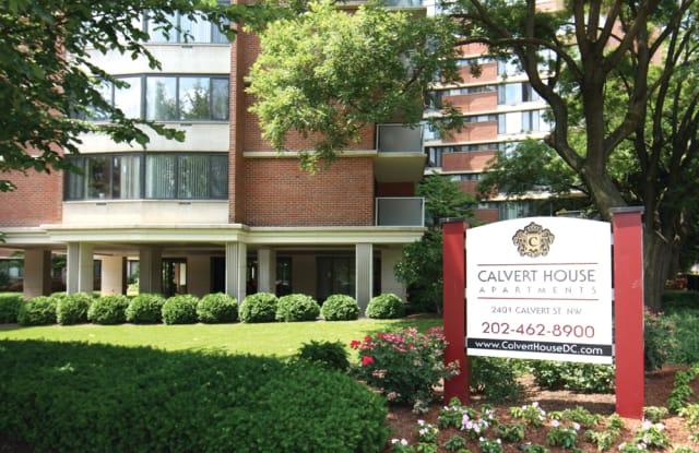 Calvert House Apartments - 2401 Calvert St NW, Washington, DC 20008