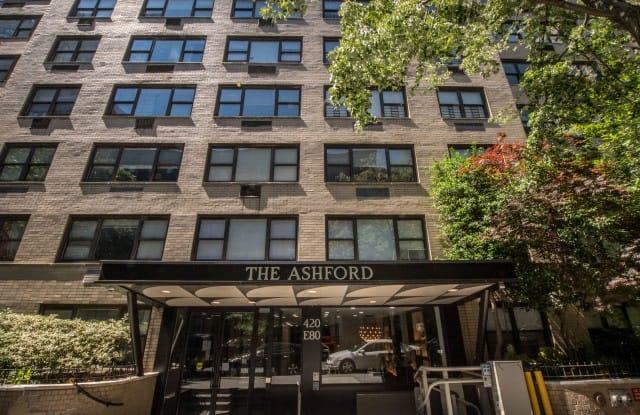 The Ashford - 420 E 80th St, New York, NY 10075