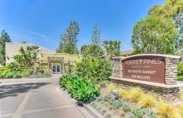 Torrey Pines Apartment Homes - 851 S Sunset Ave, West Covina, CA 91790