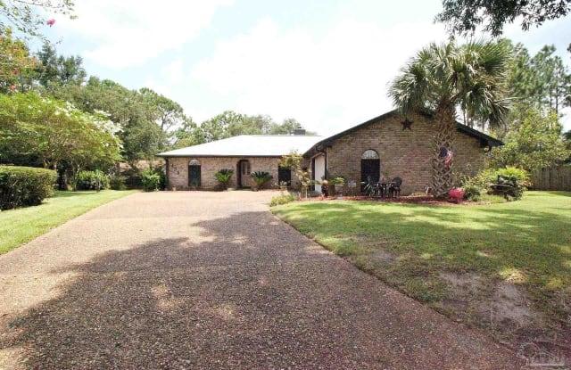 406 BUNKER HILL DR - 406 Bunker Hill Drive, Myrtle Grove, FL 32506