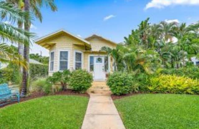 1211 Florida Avenue - 1211 Florida Avenue, West Palm Beach, FL 33401