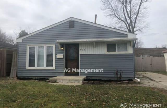 973 Kettering Ave - 973 Kettering Avenue, Pontiac, MI 48340