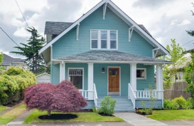 5034 NE 22nd Ave - 5034 Northeast 22nd Avenue, Portland, OR 97211
