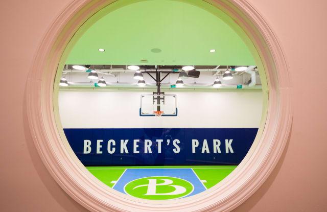 Beckert's Park - 1350 East Street Southeast, Washington, DC 20003