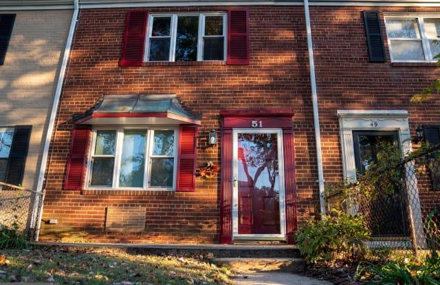51 MOUNT VERNON AVENUE - 51 Mount Vernon Avenue, Alexandria, VA 22301