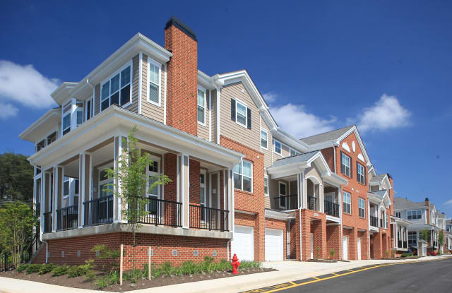The Villas at Dorsey Ridge - 7501 Trafalgar Circle, Hanover, MD 21076