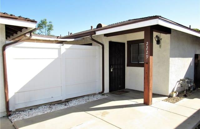 2229 N Orange Olive Road - 2229 North Orange Olive Road, Orange, CA 92865