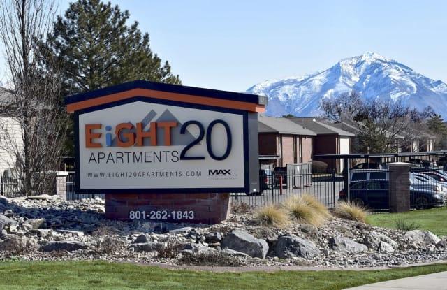 Eight20 Apartments - 820 W Timbercreek Way, Salt Lake City, UT 84119