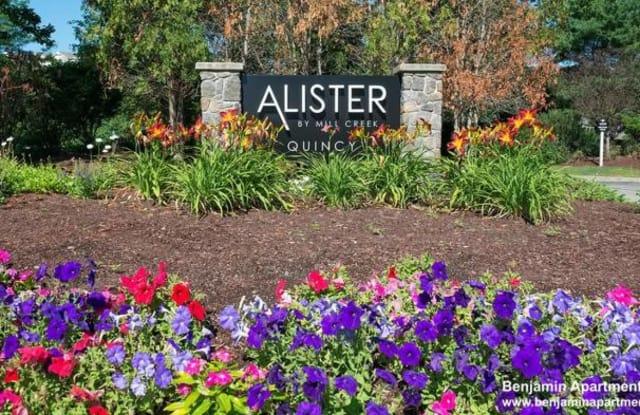 Alister Quincy - 500 Falls Boulevard, Quincy, MA 02169