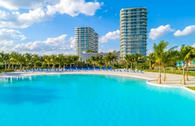 The Shoreline at Sole Mia - 2321 Laguna Circle, North Miami, FL 33181