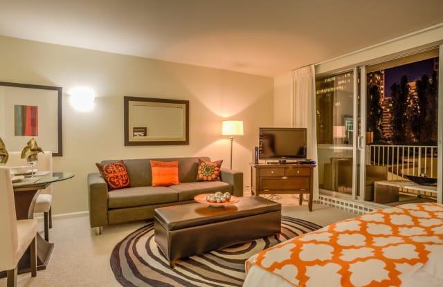 Gateway Apartments & Townhomes - 430 Davis Ct, San Francisco, CA 94111