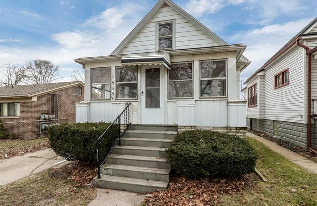 1868 5TH Street - 1868 5th Street, Wyandotte, MI 48192