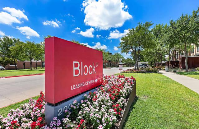 Block 24 Apartments - 2000 E Arapaho Rd, Richardson, TX 75081