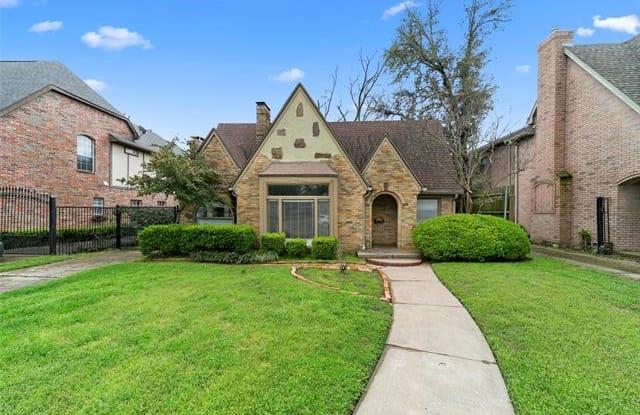 5922 Monticello Avenue - 5922 Monticello Avenue, Dallas, TX 75206