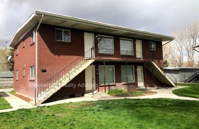 537 Dexter Street West - 537 Dexter Street, Salt Lake City, UT 84116