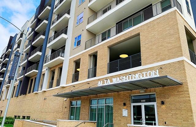 Alta Washington - 6400 Washington Avenue, Houston, TX 77007