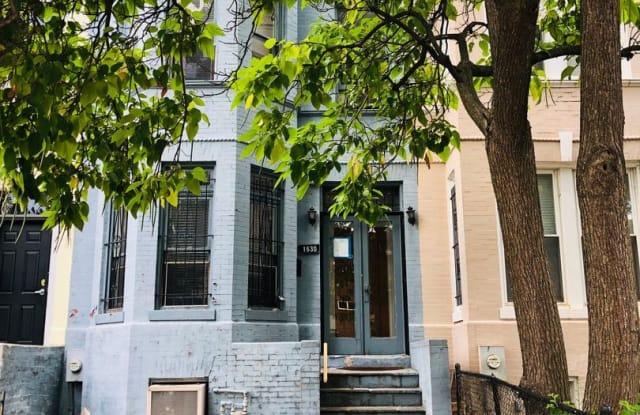 1630 3rd St. NW - 1630 3rd Street Northwest, Washington, DC 20001