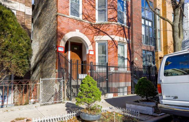 1724 West Le Moyne Street - 1724 West Lemoyne Street, Chicago, IL 60622