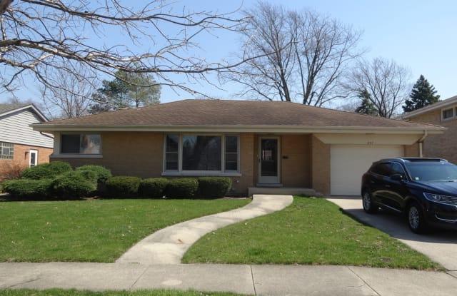 897 South Bryan Street - 897 Bryan Street, Elmhurst, IL 60126
