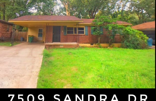 7509 Sandra Dr - 7509 Sandra Drive, Little Rock, AR 72209