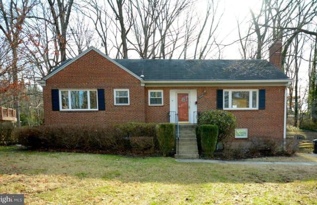 3143 VALLEY LANE - 3143 Valley Lane, Lake Barcroft, VA 22044