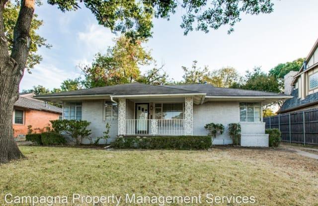 6514 Winton St - 6514 Winton Street, Dallas, TX 75214