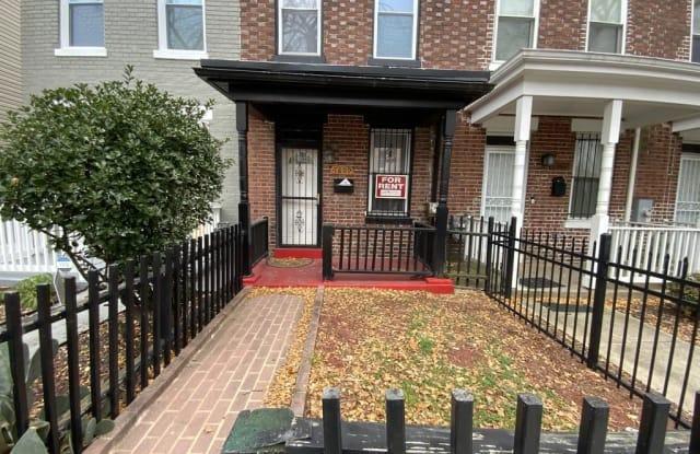 1609 Rosedale Street Northeast - 1609 Rosedale Street Northeast, Washington, DC 20002