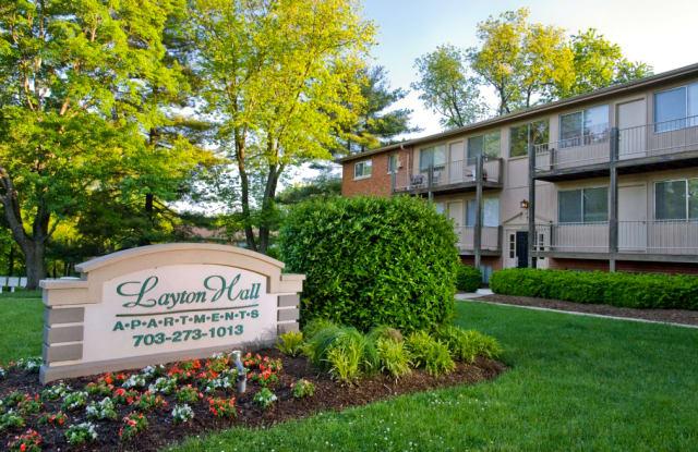 Layton Hall Apartments - 10320 Layton Hall Dr, Fairfax, VA 22030