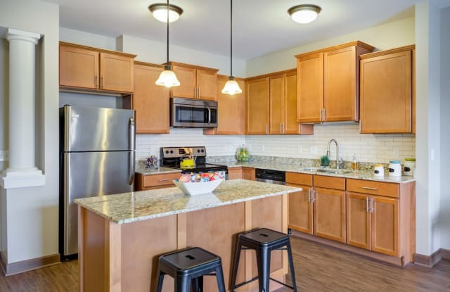 5 Central Apartments - 20 6th St NW, Osseo, MN 55369