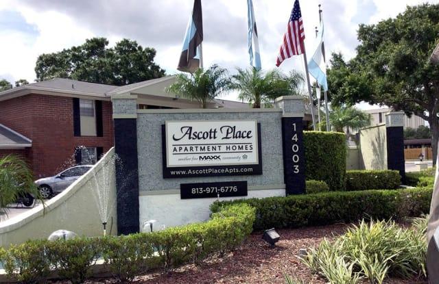 Ascott Place - 14003 Saulk Ct, Tampa, FL 33613