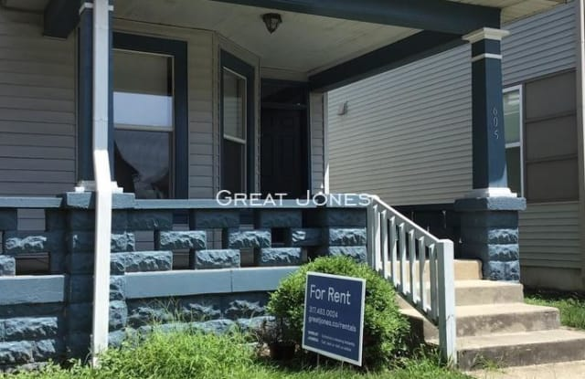 2605 Central Ave - 2605 Central Avenue, Indianapolis, IN 46205