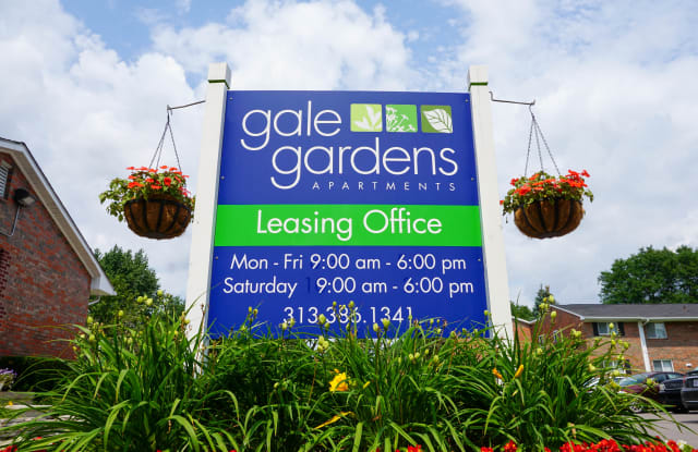 Gale Gardens Apartments - 30 Gale Gardens Blvd #2, Melvindale, MI 48122