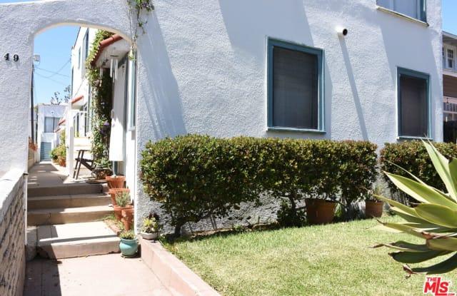 49 Paloma Ave - 49 Paloma Court, Los Angeles, CA 90291