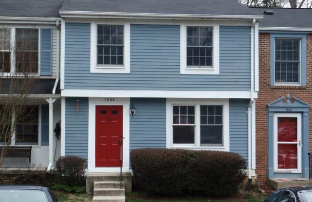 1555 Bennington Woods Ct. - 1555 Bennington Woods Court, Reston, VA 20194