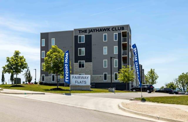 Fairway Flats - 1525 Birdie Way, Lawrence, KS 66047