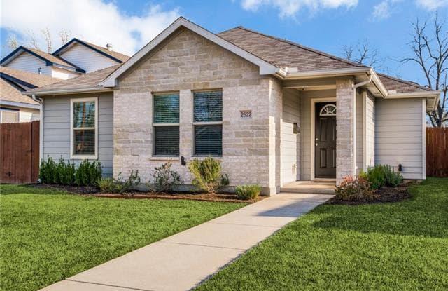 2522 Kingston Street - 2522 Kingston Street, Dallas, TX 75211