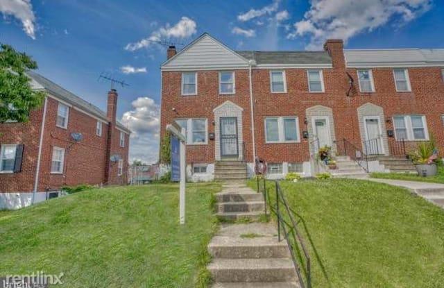 4100 Ardley Ave - 4100 Ardley Avenue, Baltimore, MD 21213