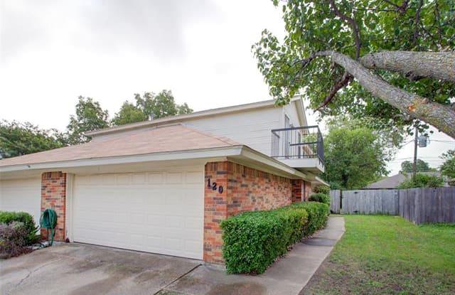 120 Myers Drive - 120 Myers Dr, White Settlement, TX 76108