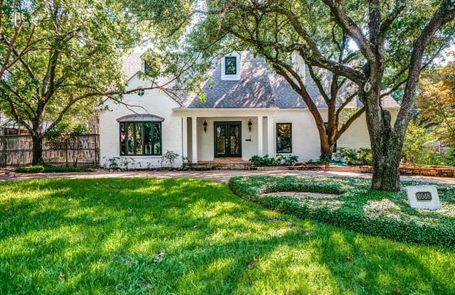6048 Meadow Road - 6048 Meadow Road, Dallas, TX 75230