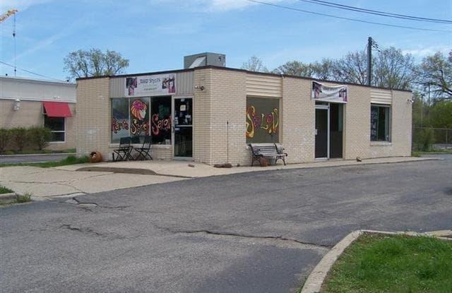 1436 E MICHIGAN Avenue - 1436 East Michigan Avenue, Washtenaw County, MI 48198