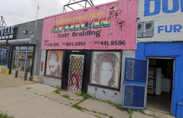 8812 GREENFIELD Road - 8812 Greenfield Road, Detroit, MI 48228