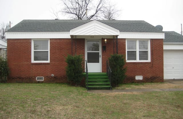 414 Wilson Dr. - 414 Wilson Drive, Midwest City, OK 73110