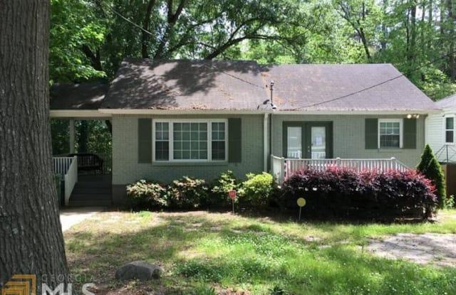 1593 Van Vleck Ave SE - 1593 Van Vleck Avenue Southeast, Atlanta, GA 30316