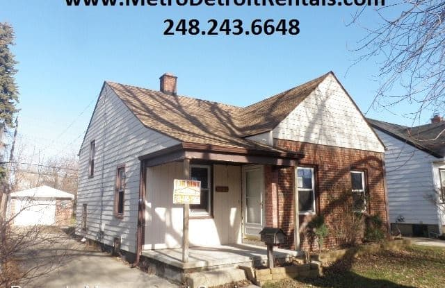 1082 Ford - 1082 Ford Boulevard, Lincoln Park, MI 48146