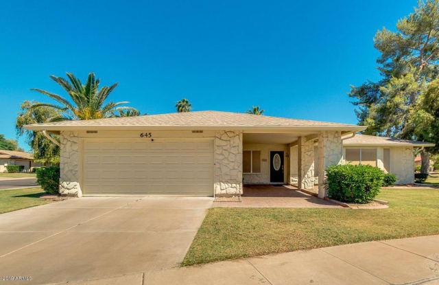 645 Leisure World - 645 Leisure World, Maricopa County, AZ 85206